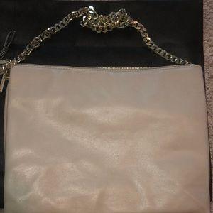 Aldo purse with gold chain